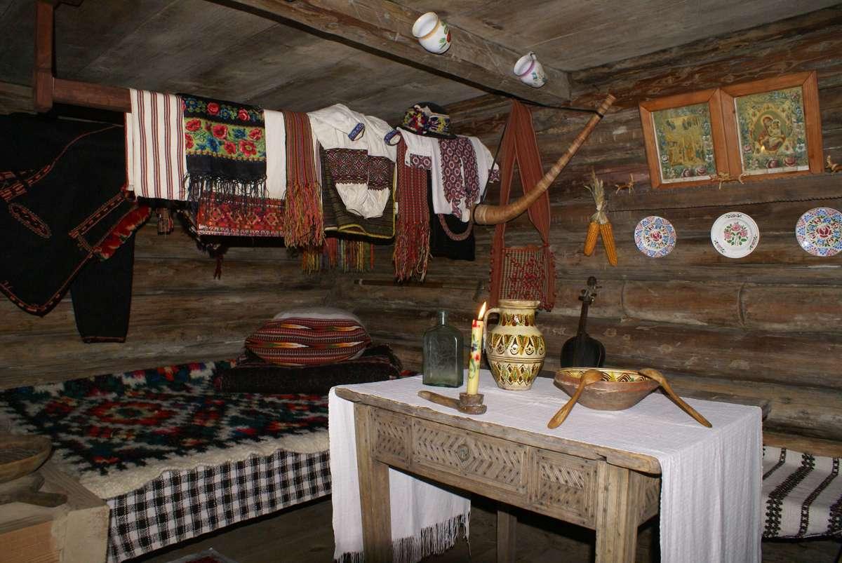 популярную фото красивые русские хаты изнутри одно неудобство