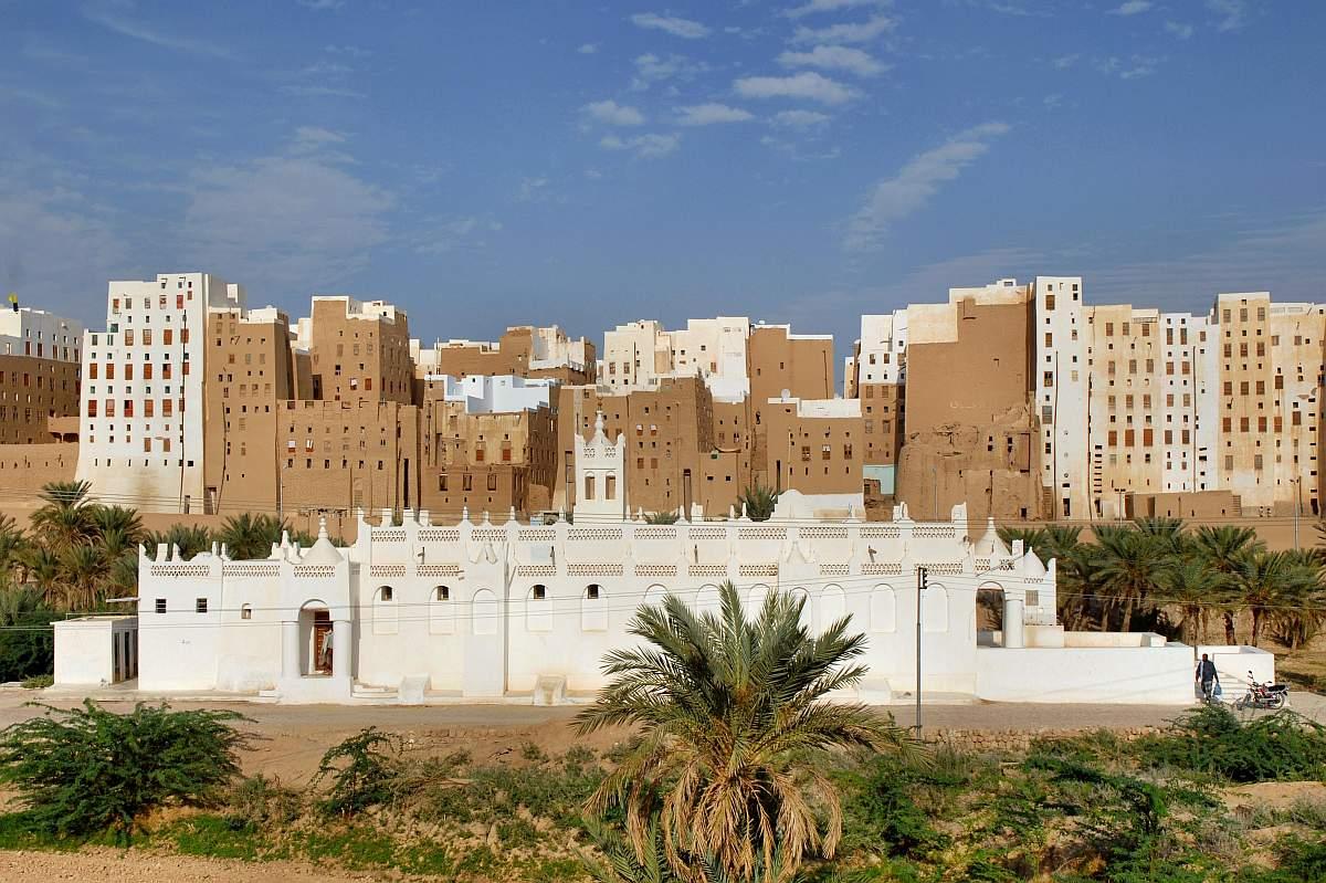 фото пустыня в йемене мне