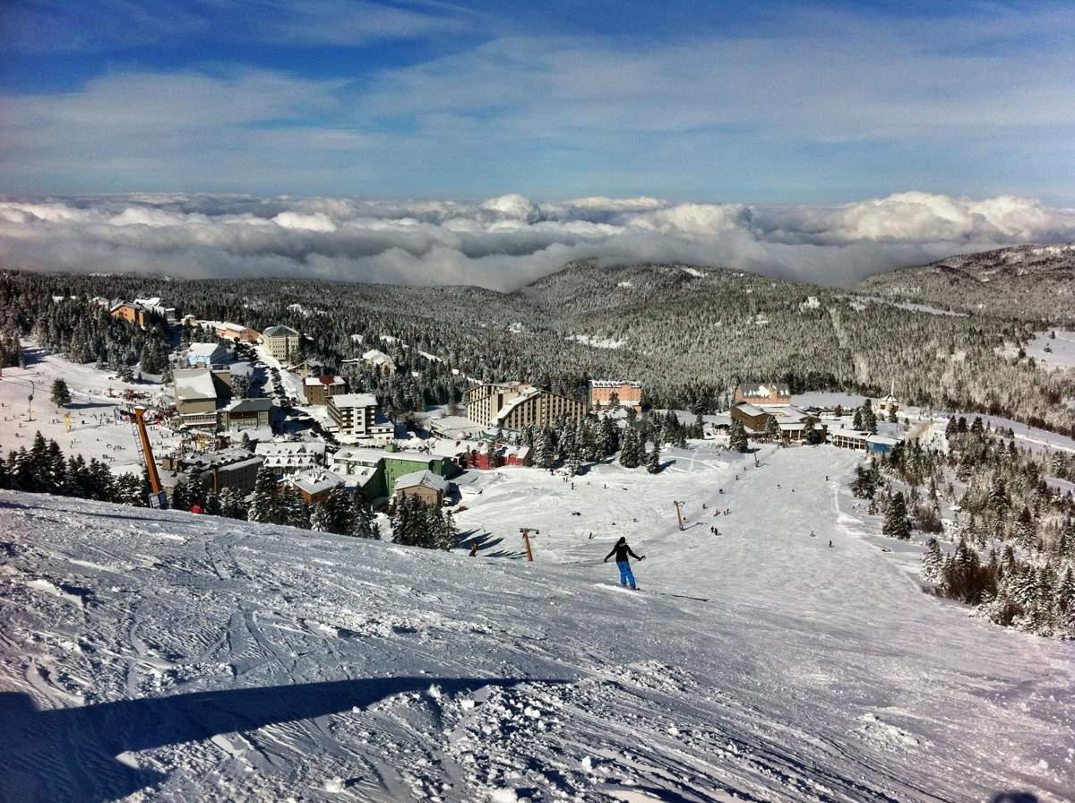 улудаг зимний отдых в турции 2017